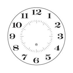 Peter Pepper Clock Face 13