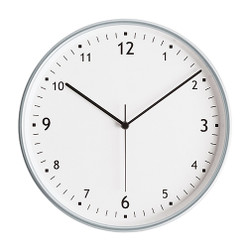 Peter Pepper Wall Clock 343