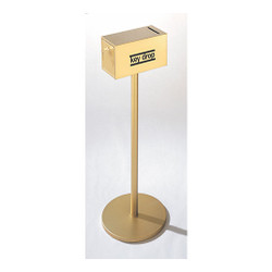 Glaro Floor Standing Drop Box F1055