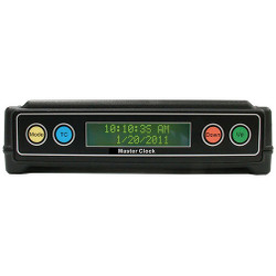 Peter Pepper SyncTech GPS Master Clock WCMGP5-2.4