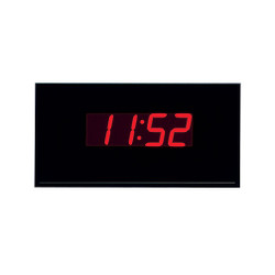 Peter Pepper Z1810 Digital Wall Clock - 12 Inches Wide