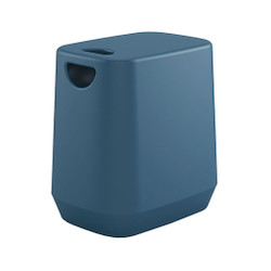 Peter Pepper Grab Stool in Pacific Blue
