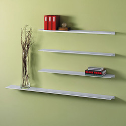 Peter Pepper SA Aluminum Display Shelf