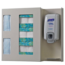 Peter Pepper HealthFIRST Infection Control - Hygiene Station ICP-2 - Wall Mounted