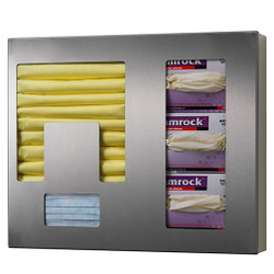 Peter Pepper HealthFIRST Infection Control - Hygiene Station ICX-1-QS - Wall Mounted