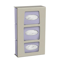 Peter Pepper HealthFIRST Infection Control - Hygiene Station IC6 - Wall Mounted - Side Load Orientation