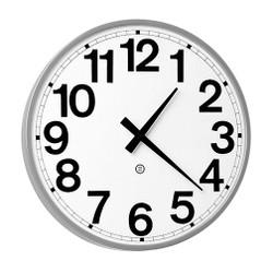Peter Pepper 300-QS Custom Wall Clock - Quick Ship - 10 Inch Diameter