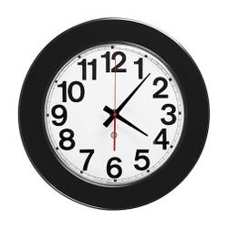 Peter Pepper 400P Custom Wall Clock - 13 Inch Diameter