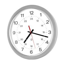 Peter Pepper 843P Custom Wall Clock