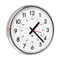 Peter Pepper 386 Custom Wall Clock - 16 Inch Diameter