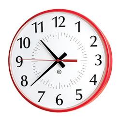 Peter Pepper 300P Custom Wall Clock - 10 Inch Diameter