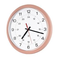 Peter Pepper 843P Custom Wall Clock - 14 Inch Diameter