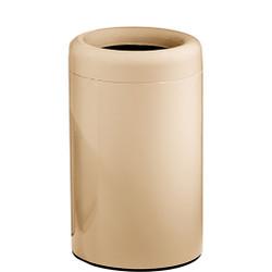 Peter Pepper 1084 Trash Can - Fiberglass - 24 Gallon Capacity