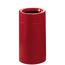 Peter Pepper Fiberglass Trash Can 1092 - 16 x 28 - 17 Gallon