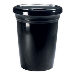 Peter Pepper Montreal 1060 Trash Can - Fiberglass - 26 Gallon