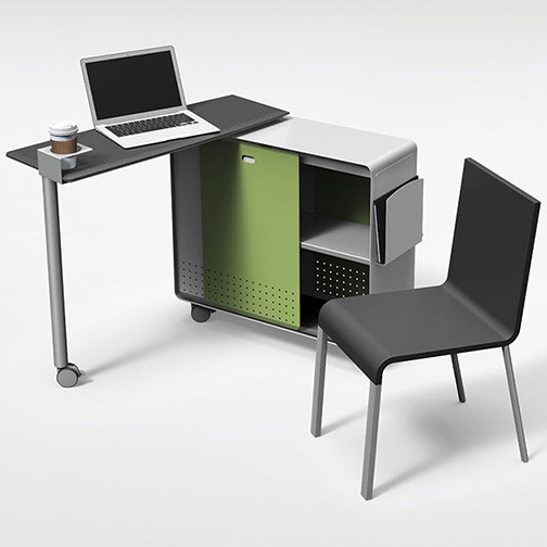 Peter Pepper Axcess Mobile Desk