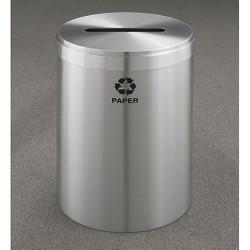 Glaro RecyclePro Value Paper Recycling Bin - 20 x 30 - 41 Gallon - P2042SA