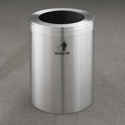 Glaro RecyclePro Value Waste Bin - 20 x 30 - 41 Gallon - W2042SA