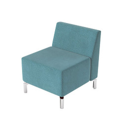 Woodstock Jefferson Straight Chair  - Light Blue
