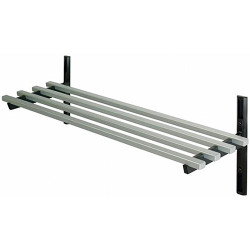 A4Forty Unlimited Wall Mount Aluminum Utility Shelf - 150-120