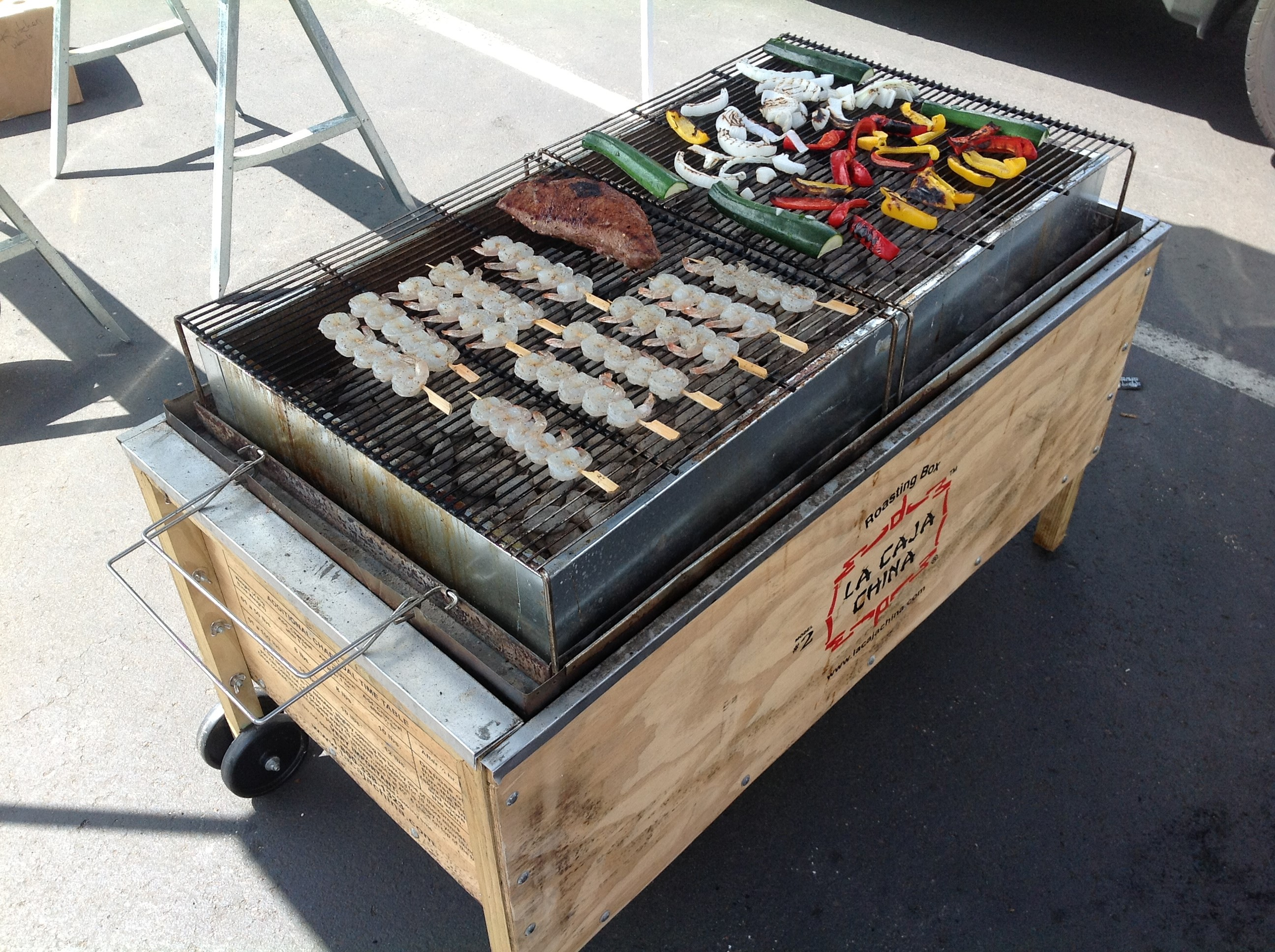 Direct Amp Indirect Grilling Part One Latin Touch Inc