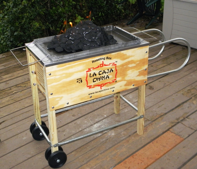Holiday Turkey Roast Ala La Caja China Latin Touch Inc
