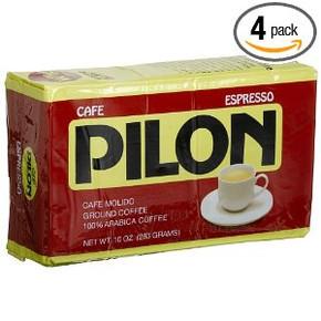 Cafe Pilon 10 oz. Bricks (Pack of 4)