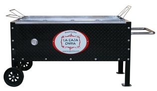 La Caja China SP-150 100 lbs. Black