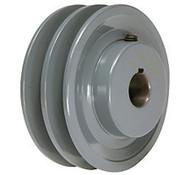 "2AK25 x 1"" Sheave | Jamieson Machine Industrial Supply Co."
