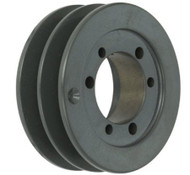 2A6.4/B6.8 QD Multi-Duty Sheave | Jamieson Machine Industrial Supply Co.