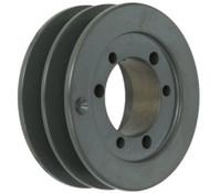 2A7.6/B8.0 QD Multi-Duty Sheave | Jamieson Machine Industrial Supply Co.