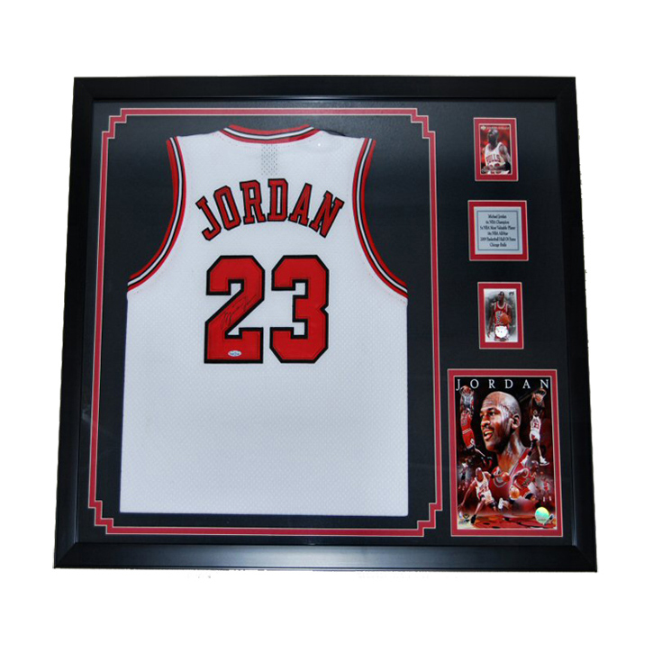 Framed Sports Jerseys