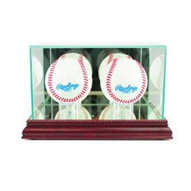 This baseball display case is the best way to hold your prized baseballs