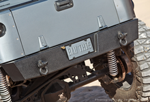 JK Rock Crawler Rear Bumper