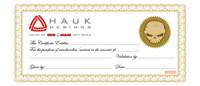River Raider Gift Certificate