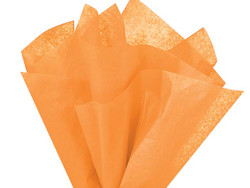 "Peach Tissue Paper 15"" x 20"" - 50 Sheets"