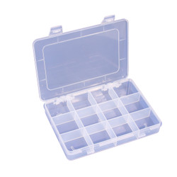 12 Compartments