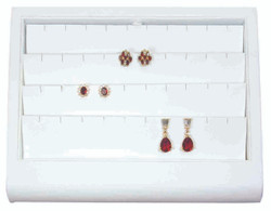 20 Pair Curved Lip Pendant/Earring Jewelry Display Tray
