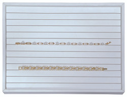 Medium 12 Bracelet Ramp Jewelry Insert Trays