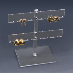 2 Tier Earring Display
