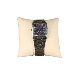 """5"""" Beige Linen Pillow Displays"""
