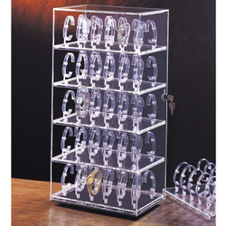 Watch Display Case for up to 60 Watches