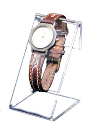 Single Watch Rectangular Acrylic Display