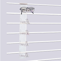 5 Frame Slatwall Eyewear Display