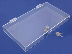 Clear Acrylic Case with lock