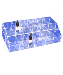 2-Tier & 12 Bin Countertop Display