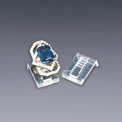 Plastic Ring Clips (50Pcs/Bag)