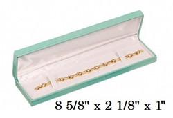Robin's Egg Blue Bracelet Gift Box