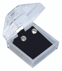 Crystal Style Earring Box