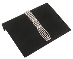 """Steel Grey 10 1/4"""" Wide Bracelet Ramp"""